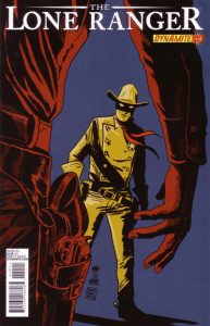 The Lone Ranger #20 (2013)