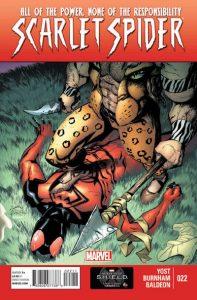 Scarlet Spider #22 (2013)