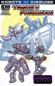The Transformers: Robots in Disguise #21 (2013)