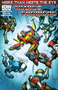 The Transformers: More Than Meets the Eye #21 (2013)