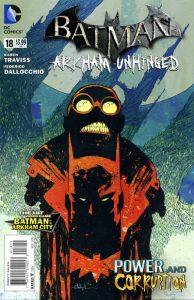 Batman: Arkham Unhinged #18 (2013)