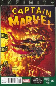 Captain Marvel #16 (2013)