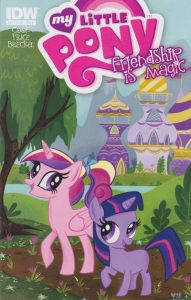 My Little Pony: Friendship Is Magic #11 (2013)