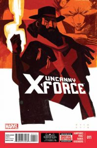 Uncanny X-Force #11 (2013)