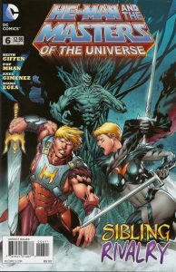 He-Man and the Masters of the Universe #6 (2013)