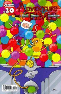 Adventure Time #20 (2013)