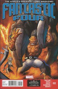 Fantastic Four #12 (2013)