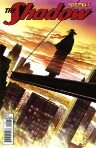 The Shadow #18 (2013)