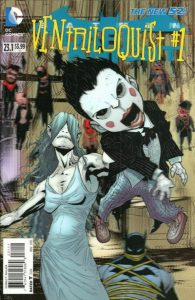 Batman: The Dark Knight #23.1 (2013)