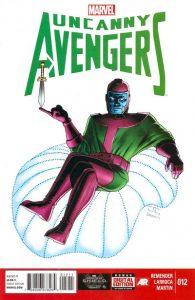 Uncanny Avengers #12 (2013)