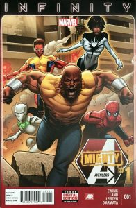 Mighty Avengers #1 (2013)