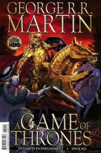 George R. R. Martin's A Game of Thrones #20 (2013)