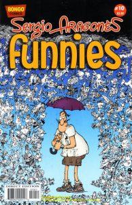 Sergio Aragonés Funnies #10 (2013)