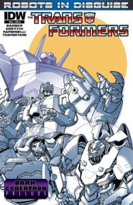The Transformers: Robots in Disguise #22 (2013)