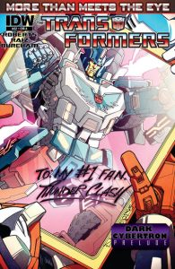 The Transformers: More Than Meets the Eye #22 (2013)