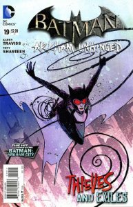 Batman: Arkham Unhinged #19 (2013)
