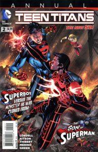 Teen Titans Annual #2 (2013)