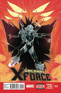 Uncanny X-Force #12 (2013)