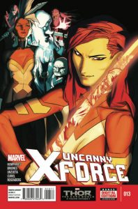 Uncanny X-Force #13 (2013)