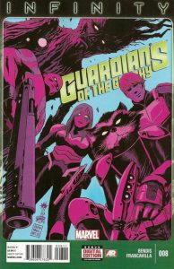 Guardians of the Galaxy #8 (2013)