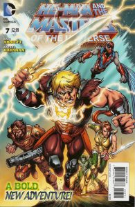He-Man and the Masters of the Universe #7 (2013)