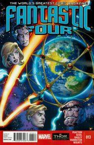 Fantastic Four #13 (2013)