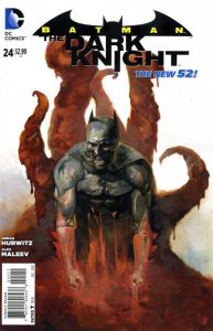 Batman: The Dark Knight #24 (2013)
