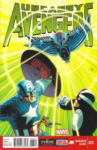 Uncanny Avengers #13 (2013)