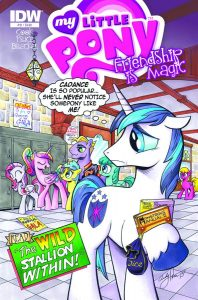 My Little Pony: Friendship Is Magic #12 (2013)