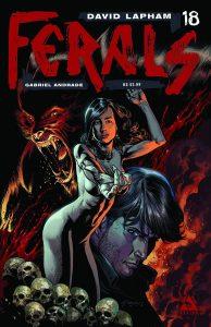 Ferals #18 (2013)