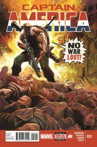 Captain America #12 (2013)