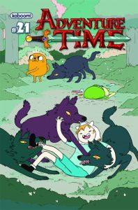 Adventure Time #21 (2013)