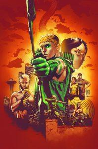 Green Arrow #24 (2013)