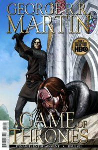 George R. R. Martin's A Game of Thrones #21 (2013)