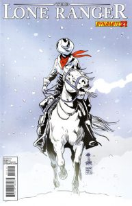 The Lone Ranger #21 (2013)