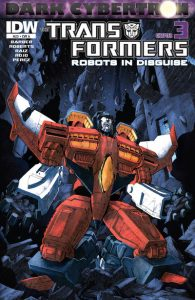 The Transformers: Robots in Disguise #23 (2013)