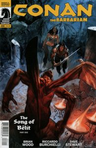 Conan the Barbarian #22 [109] (2013)