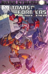 The Transformers: More Than Meets the Eye #23 (2013)