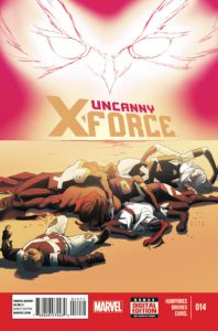 Uncanny X-Force #14 (2013)