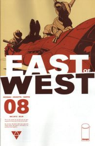 East of West #8 (2013)