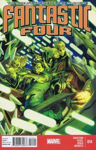 Fantastic Four #14 (2013)