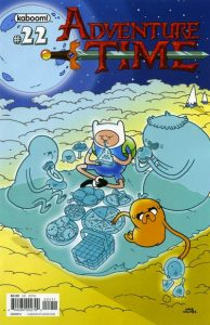 Adventure Time #22 (2013)