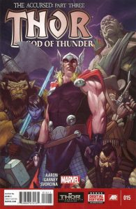 Thor: God of Thunder #15 (2013)