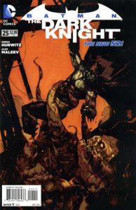 Batman: The Dark Knight #25 (2013)