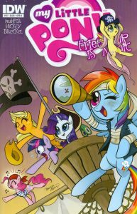 My Little Pony: Friendship Is Magic #13 (2013)