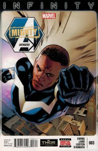 Mighty Avengers #3 (2013)