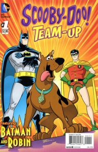 Scooby-Doo Team-Up #1 (2013)