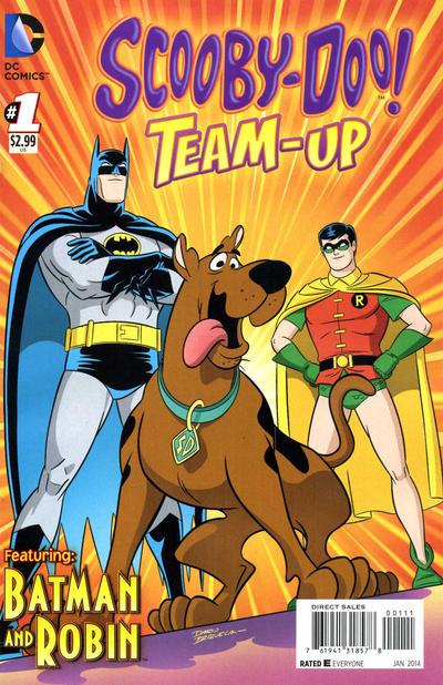 Scooby-Doo Team-Up #1 (2013)