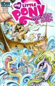 My Little Pony: Friendship Is Magic #13 (2013)