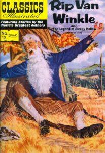 Classics Illustrated #12 (2013)